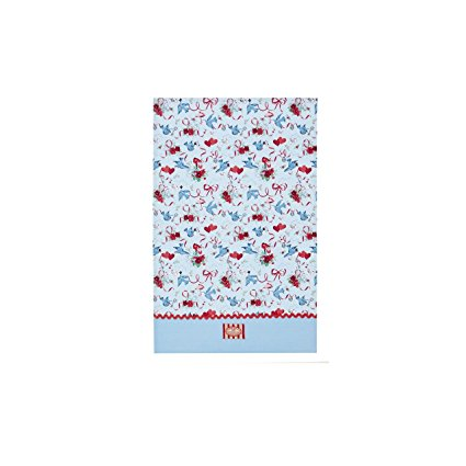 Ulster Weavers Bluebirds a Top Notch Tea Towel