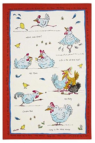 Ulster Weavers Ann Edwards Hen Party Linen Tea Towel