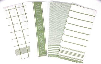Williams-Sonoma Kitchen Towels (Sage)