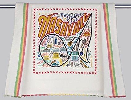 Nashville Dish Towel
