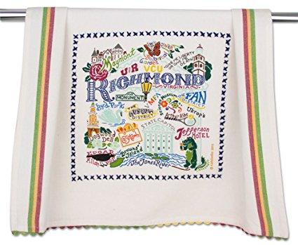RICHMOND DISH TOWEL - CATSTUDIO