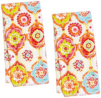 Fiesta Ava Kitchen Towel, Set of 2