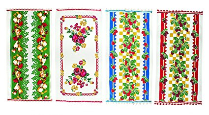 Moda Home Grandma's Kitchen Towels (Set of 4)